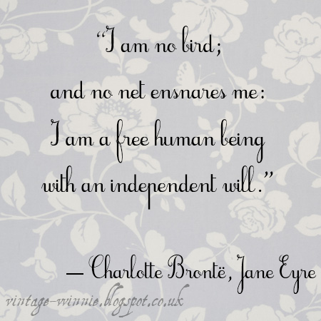 jane eyre and feminism